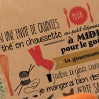 Sophie Madelaine Design Gourmet