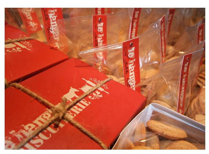 Mood board Design gourmet : création du packaging des boites cartons
