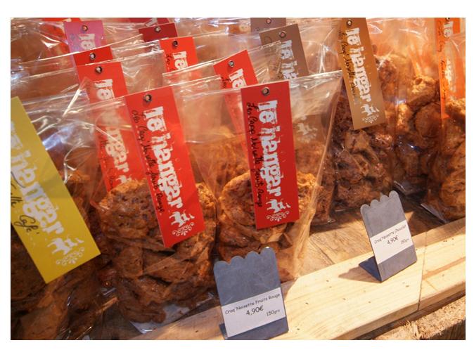 Mood board Design gourmet : création du packaging des sachets de galettes